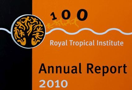 Corporate client Tropical Institute (KIT) - Linda Cook Freelance copywriter and editor in Amsterdam