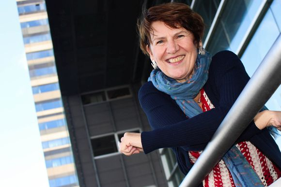 Linda Cook: native English copywriter and editor in Amsterdam